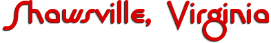 Shawsville business directory logo